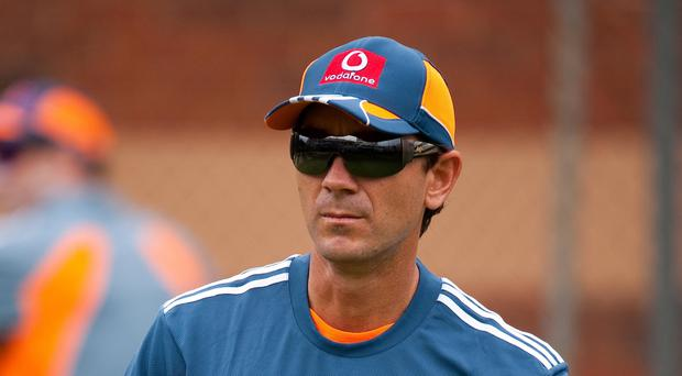 Justin Langer has been appointed as Australia's new coach (Gareth Copley/PA)