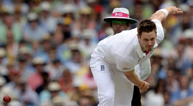 Boyd Rankin has previous Test experience with England (Anthony Devlin/PA)