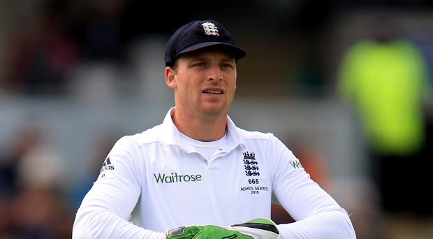 Jos Buttler is back in the England Test squad