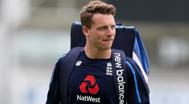 Jos Buttler is keen to prove himself on the Test stage