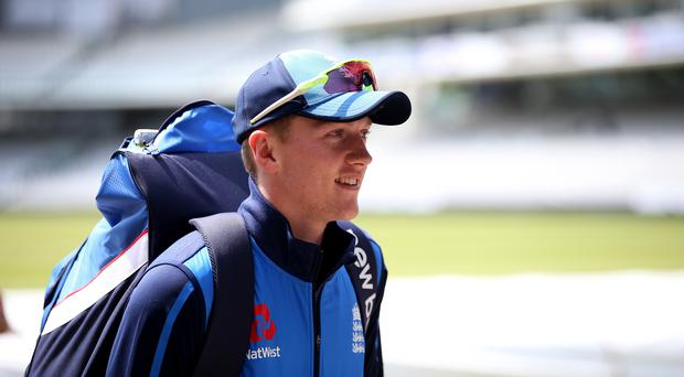 Dom Bess is busy preparing for a potential England debut against Pakistan