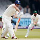Alastair Cook hit 70 for England