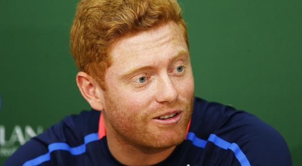 Jonny Bairstow is not writing off England's chances (Jason O'Brien/PA)