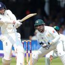 Joe Root led England's recovery