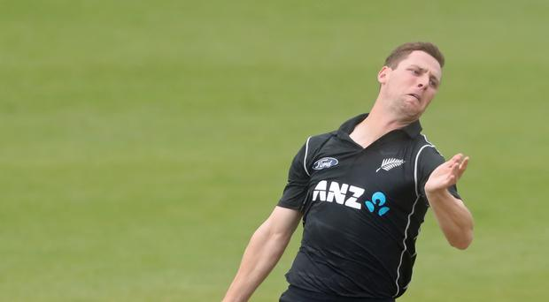 New Zealander Matt Henry produced an excellent final over to inflict a first defeat on Hampshire