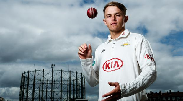Sam Curran is in contention to make his England debut (John Walton/PA)