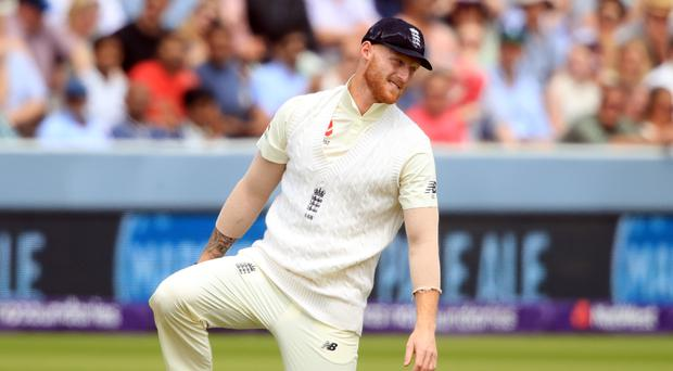 Ben Stokes was unfit to feature (Adam Davy/PA)