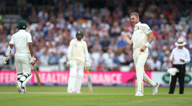 England eased to victory inside three days (Nigel French/PA)
