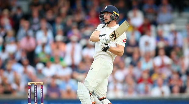 Heavy hitter: Jos Buttler on his way to a Man of the Match innings