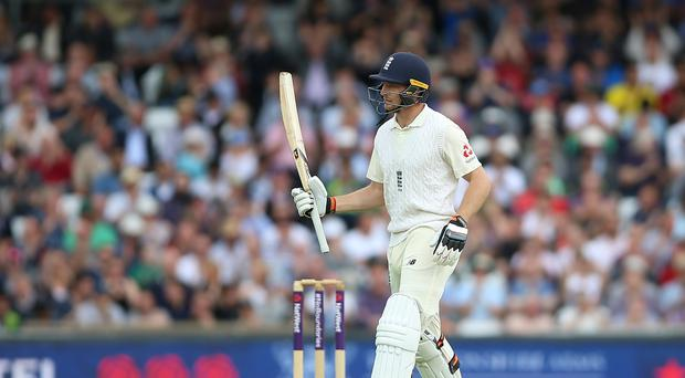 Jos Buttler believes he belongs in Test cricket (Nigel French/PA)