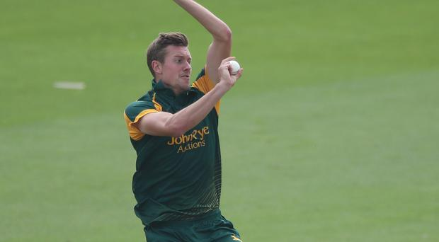 Nottinghamshire's Jake Ball has been called up by England (Nick Potts/PA)