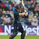 Jos Buttler was in outstanding form for England after taking over the captaincy (Nigel French/PA)