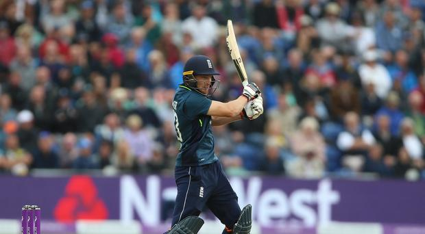 Jos Buttler deputised as England captain at the weekend (Nigel French/PA)