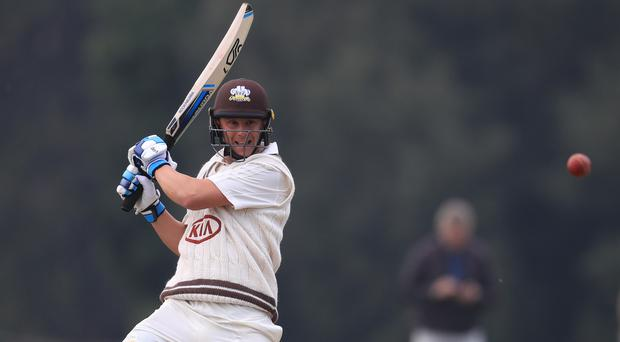 Surrey's Scott Borthwick had a productive day (Mike Egerton/PA)