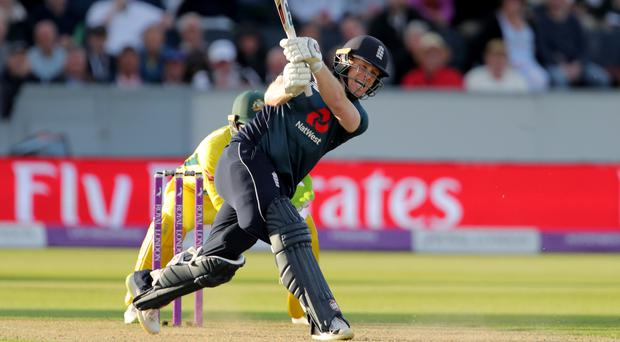 Eoin Morgan is eyeing a series whitewash (Richard Sellers/PA)