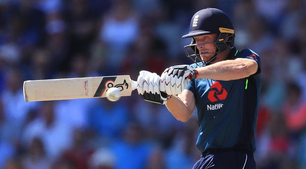 Jos Buttler will open against Australia at Edgbaston (Mike Egerton/PA)
