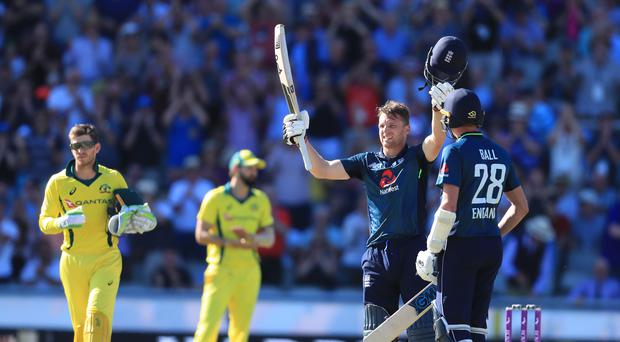 Jos Buttler will open for England on Wednesday (Mike Egerton/PA)
