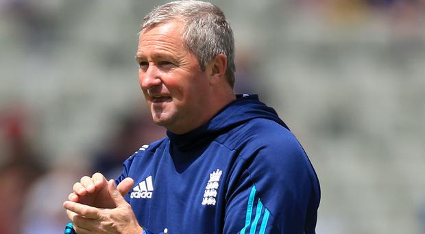 Paul Farbrace is keen to become England head coach (Nigel French/PA)