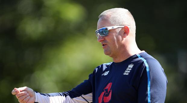 Paul Farbrace oversaw yet another white-ball victory (David Davies/PA)