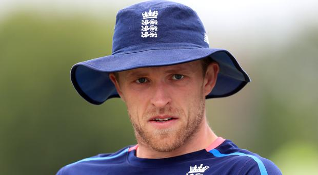 David Willey will be hoping to help England level the series against India (Mike Egerton/PA)