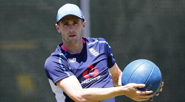 Chris Woakes is making a good recovery from injury (Jason O'Brien/PA)