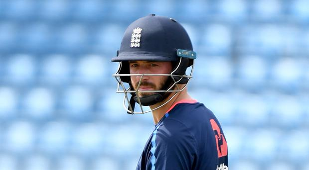 James Vince could earn a recall to the England ODI team (Anthony Devlin/PA)