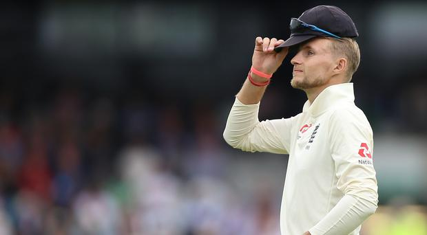 Joe Root's England will take the field for their 1,000th Test on Yorkshire Day (Nigel French/PA Wire)
