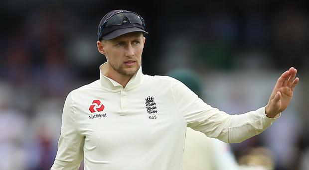 Joe Root will lead England in their 1,000th Test next week, against India at Edgbaston (Nigel French/PA Wire)