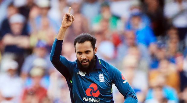 Adil Rashid may be back in whites for England next week (Danny Lawson/PA Wire)