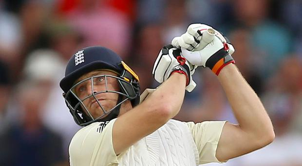 Jos Buttler will be going in search of his maiden Test century against India this summer (Nigel French/PA Wire)