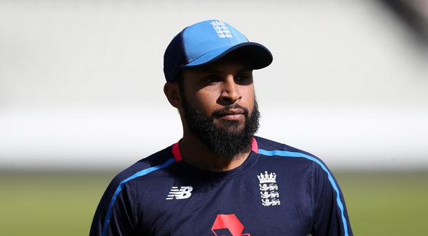 Adil Rashid's return to the England Test set-up has provoked a row between clubs and country (Simon Cooper/PA)