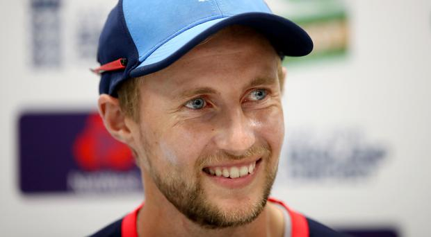 Joe Root's team hold a 1-0 lead in the series (Tim Goode/PA)