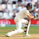 Jos Buttler's half century has given England some hope (Mike Egerton/PA)