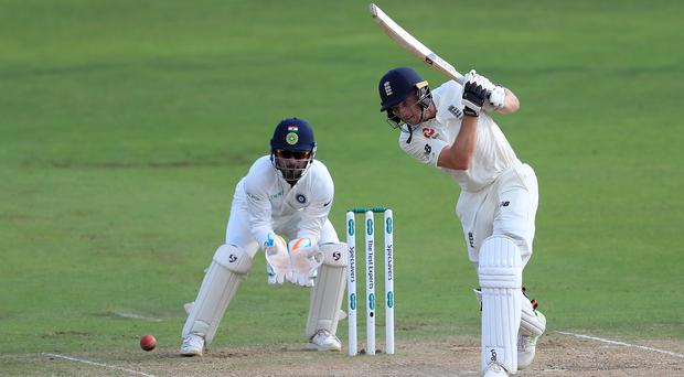 Jos Buttler registers maiden Test century to keep India at bay