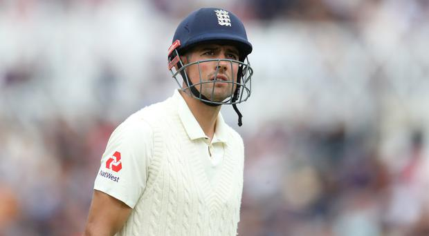 Alastair Cook is retiring from international cricket (Tim Goode/PA)