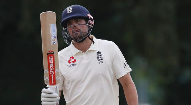 Alastair Cook has announced his impending retirement from international cricket (Nick Potts/PA)