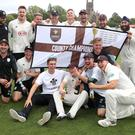 Surrey captain Gareth Batty was absent from the New Road celebrations (David Davies/PA)