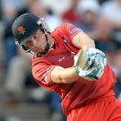 Jos Buttler will be available for Lancashire (Martin Rickett/PA)