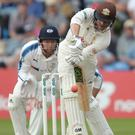 Rory Burns, right, and Jonny Bairstow, left, will be team-mates in Sri Lanka (Anna Gowthorpe/PA)