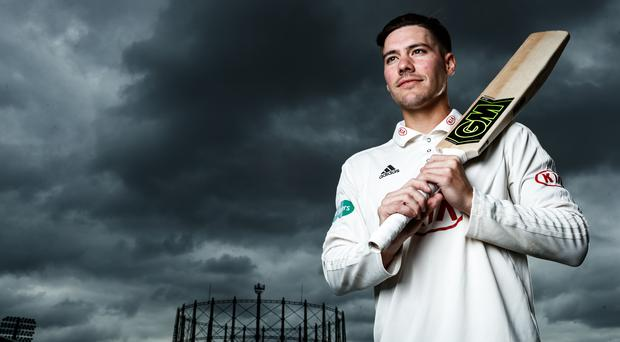 Rory Burns has earned an England call (John Walton/PA)