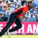 Liam Plunkett is relaxed about inviting competition for his England place (Mark Kerton/PA)