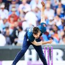 Mark Wood wants to push his claims for a World Cup spot (Danny Lawson/PA)