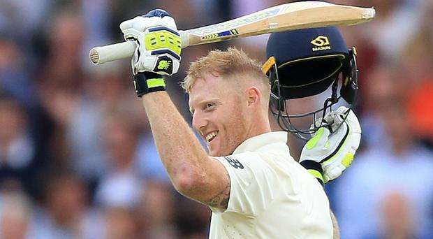 Ben Stokes will bat at number three for England (Nigel French/PA)