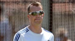 Graeme Swann, pictured, believes England should stop indulging Moeen Ali (Anthony Devlin/PA)