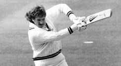 Ian Botham has also received a knighthood (PA)