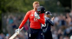 Jonny Bairstow is a regular in all three formats for England (Jane Barlow/PA)
