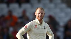 Ben Stokes will be assessed by England ahead of third Test (Tim Goode/PA)