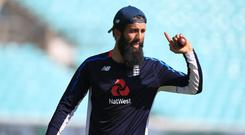 Moeen Ali has has sights set on World Cup glory with England. (Adam Dav/PA)