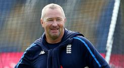 Paul Farbrace is to leave his England role and join Warwickshire (Mark Kerton/PA)