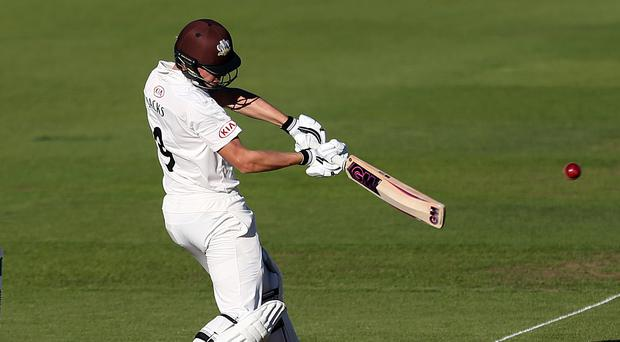Will Jacks needed just 25 deliveries to pummel a century against Lancashire (Steven Paston/PA)